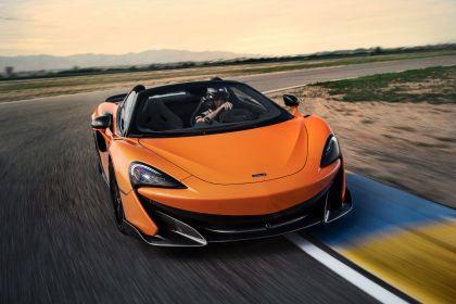 2019 McLaren 600LT spider 61