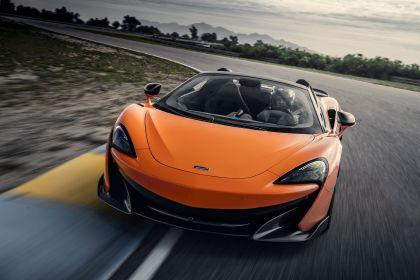 2019 McLaren 600LT spider 63