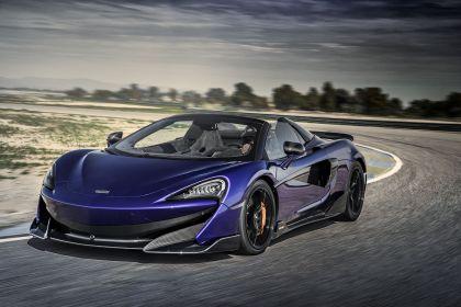 2019 McLaren 600LT spider 74