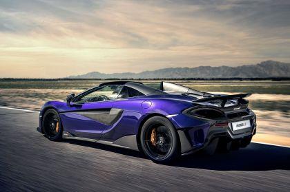 2019 McLaren 600LT spider 75