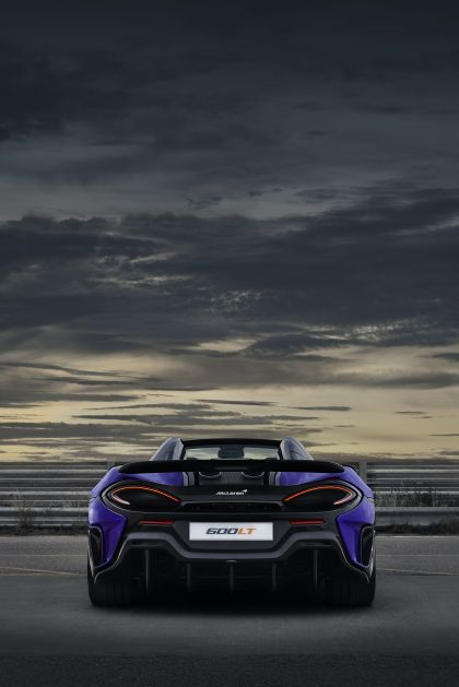 2019 McLaren 600LT spider 81