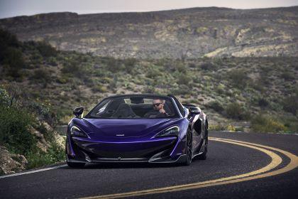 2019 McLaren 600LT spider 90