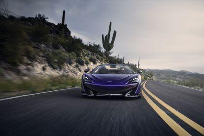 2019 McLaren 600LT spider 93