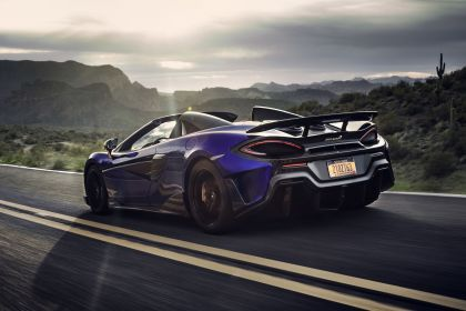 2019 McLaren 600LT spider 94