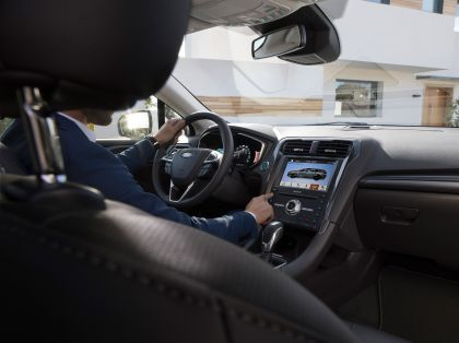 2019 Ford Mondeo Wagon Hybrid 9