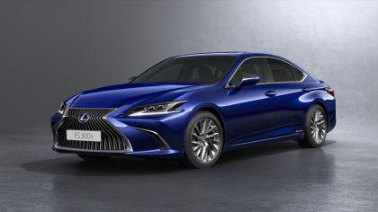 2020 Lexus ES 300h - EU version 2