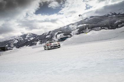 2019 Porsche Cayman GT4 rally 4