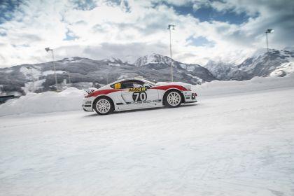 2019 Porsche Cayman GT4 rally 5