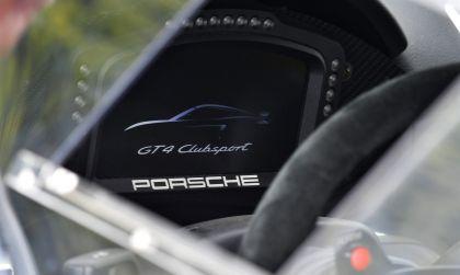 2019 Porsche Cayman GT4 rally 17