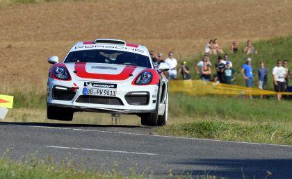 2019 Porsche Cayman GT4 rally 21