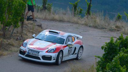 2019 Porsche Cayman GT4 rally 23