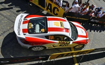 2019 Porsche Cayman GT4 rally 30