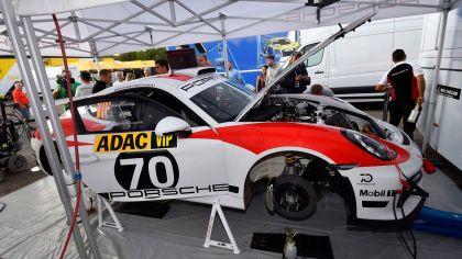 2019 Porsche Cayman GT4 rally 34