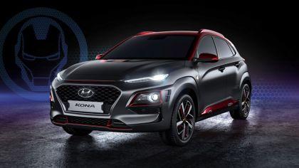 2019 Hyundai Kona Iron Man Edition 2