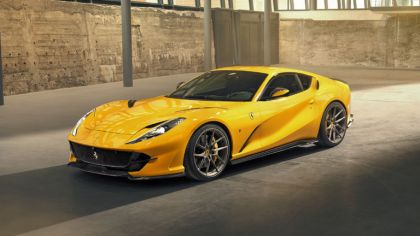 2019 Ferrari 812 Superfast by Novitec 1
