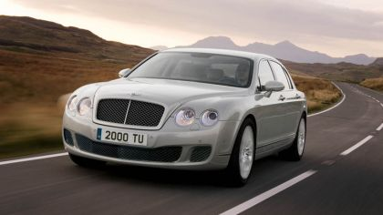 2008 Bentley Continental Flying Spur Speed 2