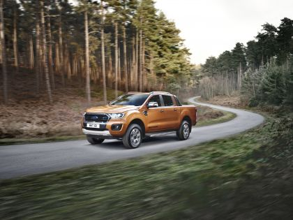 2019 Ford Ranger Wildtrak 4