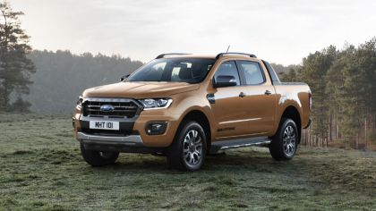 2019 Ford Ranger Wildtrak 9