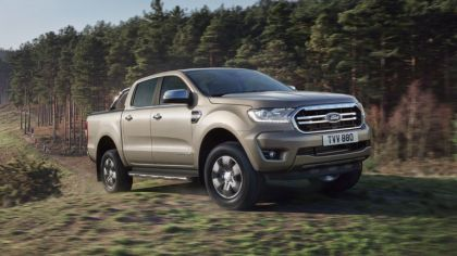 2019 Ford Ranger Limited 7