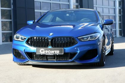 2019 BMW M850i ( G15 ) coupé xDrive by G-Power 4