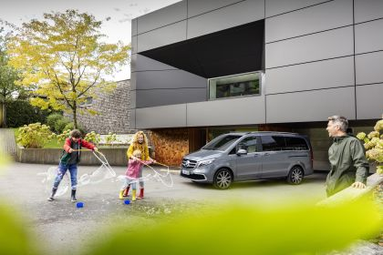 2019 Mercedes-Benz V-klasse 1