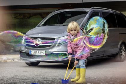2019 Mercedes-Benz V-klasse 2