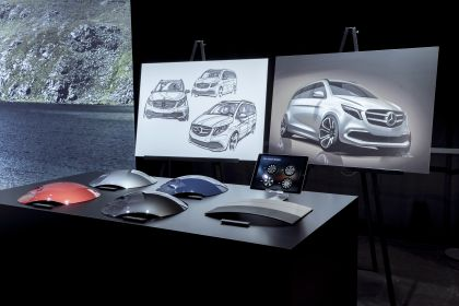 2019 Mercedes-Benz V-klasse 44