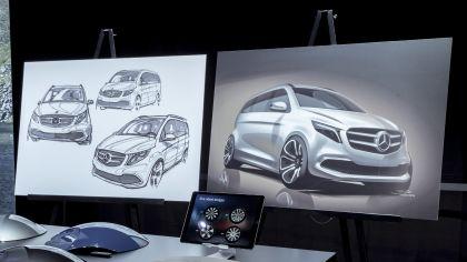 2019 Mercedes-Benz V-klasse 45