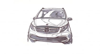 2019 Mercedes-Benz V-klasse 52
