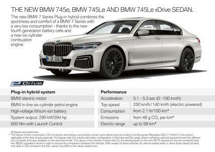 2019 BMW 745e 5