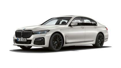 2019 BMW 745e 1
