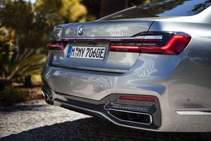 2019 BMW 745Le 40