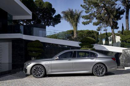 2019 BMW 745Le 55