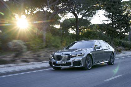 2019 BMW 745Le 71