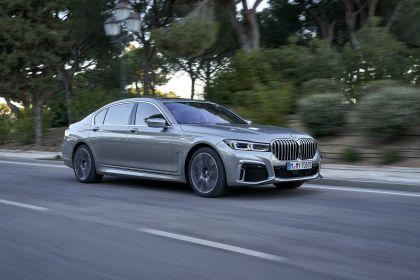 2019 BMW 745Le 74