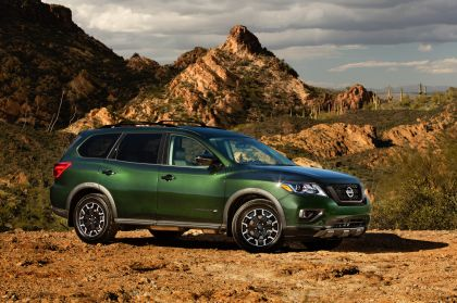 2019 Nissan Pathfinder Rock Creek Edition 1