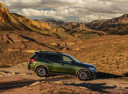 2019 Nissan Pathfinder Rock Creek Edition 2