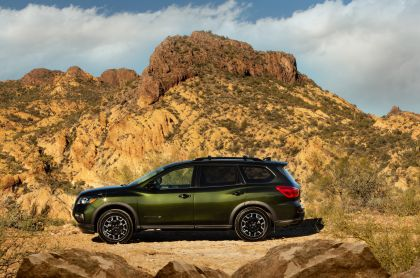 2019 Nissan Pathfinder Rock Creek Edition 3