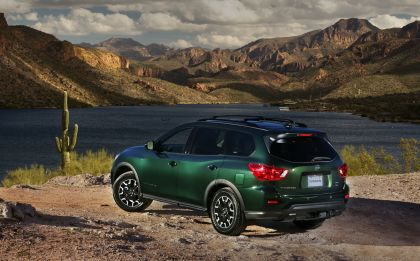 2019 Nissan Pathfinder Rock Creek Edition 7
