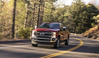 2020 Ford F-250 Super Duty King Ranch 1