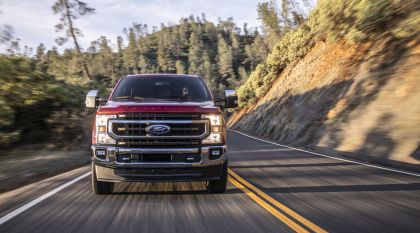 2020 Ford F-250 Super Duty King Ranch 2