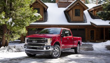 2020 Ford F-250 Super Duty King Ranch 6