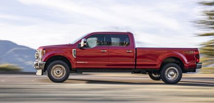 2020 Ford F-250 Super Duty King Ranch 8
