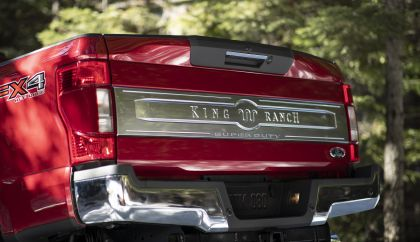2020 Ford F-250 Super Duty King Ranch 12