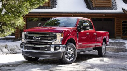 2020 Ford F-250 Super Duty King Ranch 5