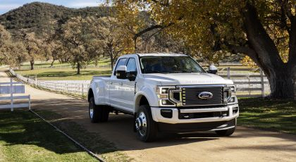2020 Ford F-450 Super Duty Limited 4