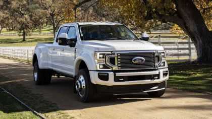2020 Ford F-450 Super Duty Limited 9