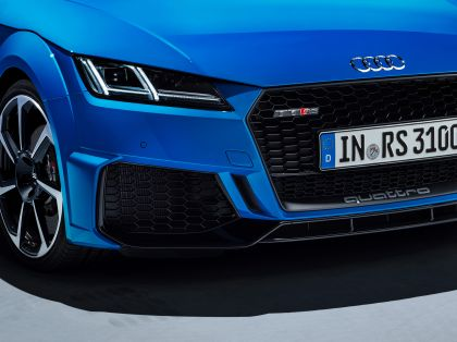 2020 Audi TT RS coupé 12