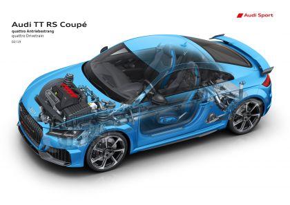 2020 Audi TT RS coupé 55