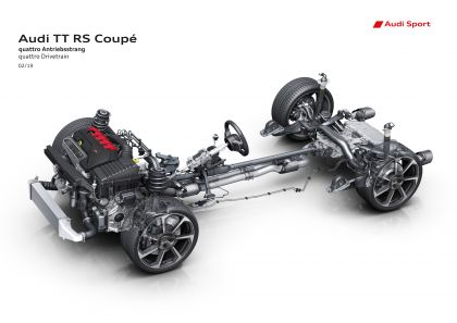 2020 Audi TT RS coupé 56